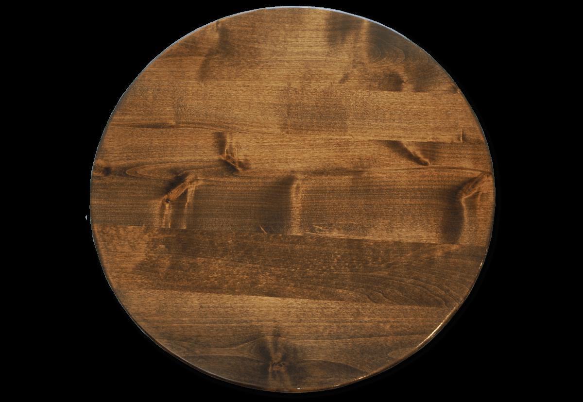 Walnut Stain On Alder Wood